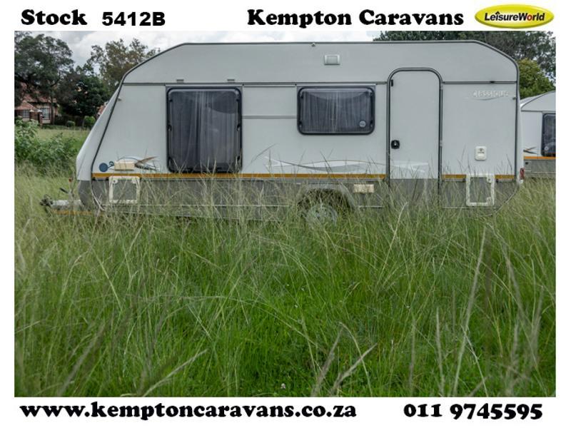 Caravan Jurgens Classique KC:5412B ID