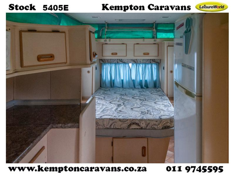 Caravan Gypsey Regal KC:5405E ID