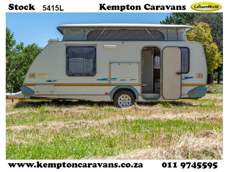 Caravan Sprite Splash KC:5415l ID