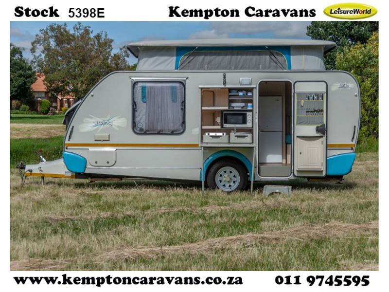 Caravan Sprite Swing KC:5398E ID