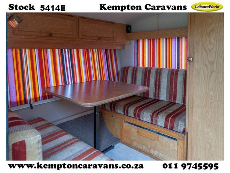 Caravan Jurgens Palma KC:5414E ID