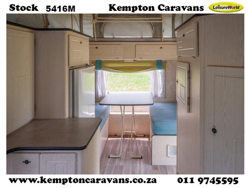 Caravan Sprite Swing KC:5416M ID