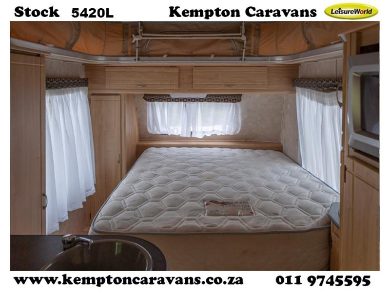 Caravan Gypsey Regal KC:5420L ID