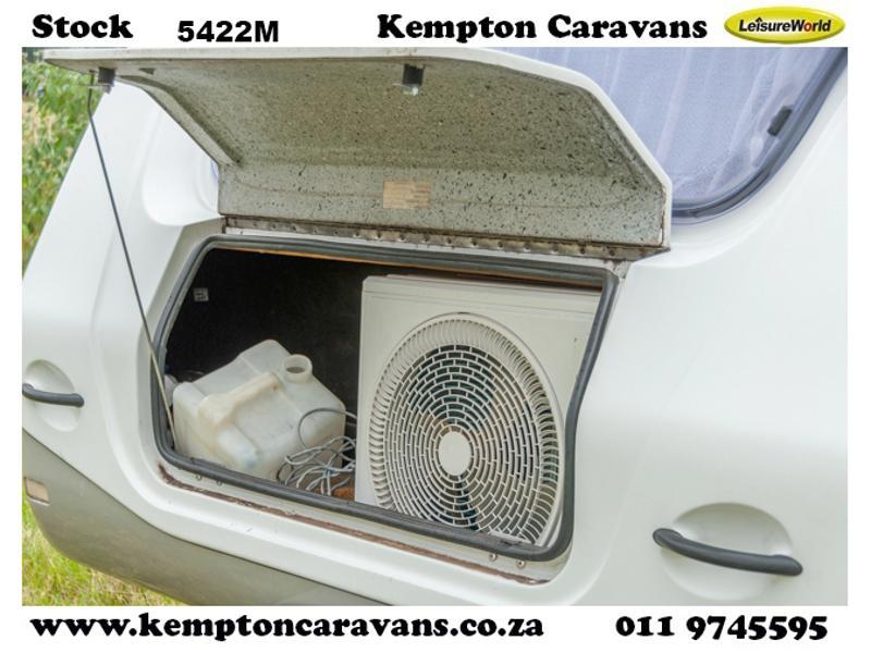 Caravan Jurgens Penta KC:5422M ID