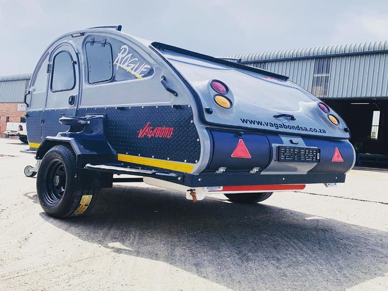 Caravan Vagabond Rogue KC:N0210 ID