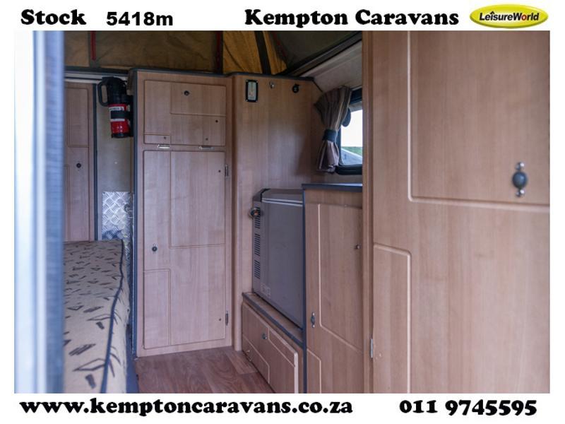 Caravan Jurgens Safari Oryx KC:5418L ID