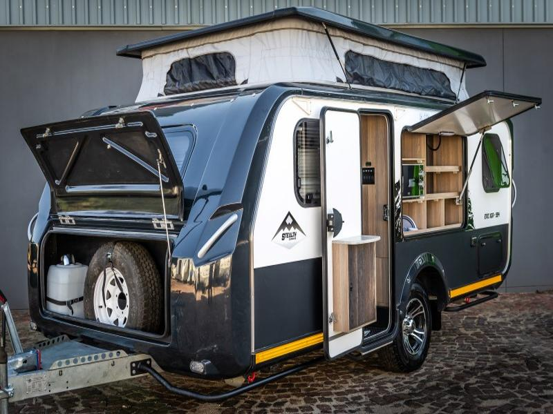 Caravan Stealth Bush Lodge 594 KC:N0206 ID