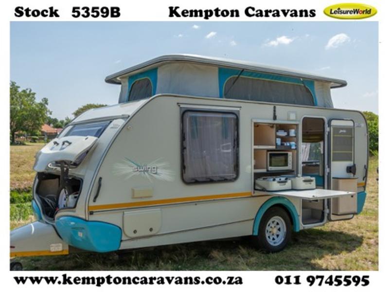 Caravan Sprite Swing KC:5359B ID