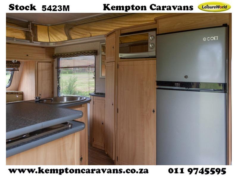 Caravan Gypsey Regal KC:5423M ID