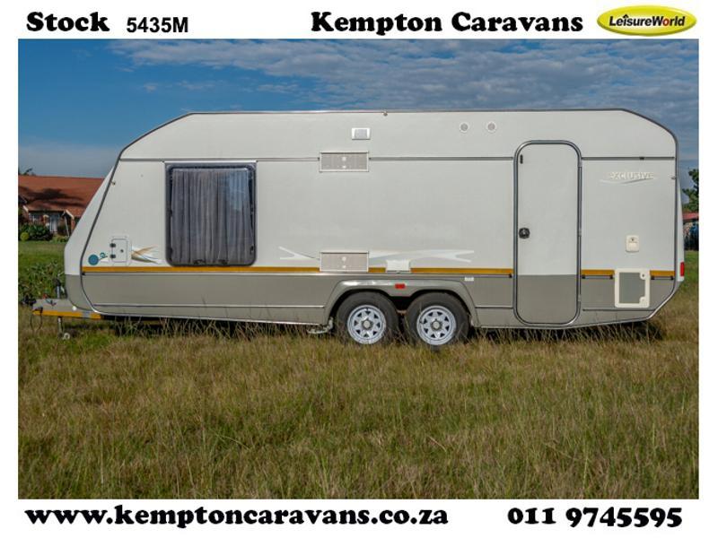 Caravan Jurgens Exclusive KC:5435M ID