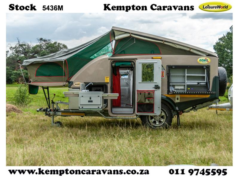 Caravan Echo Kavango KC:5436M ID