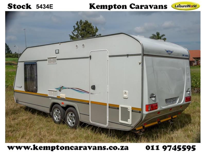 Caravan Jurgens Exclusive KC:5434E ID