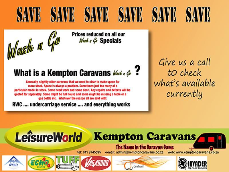 Caravan Quantum Connect KC:5439B ID