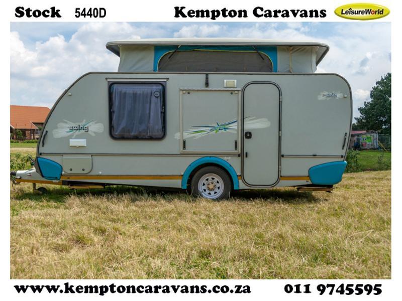 Caravan Sprite Swing KC:5440D ID