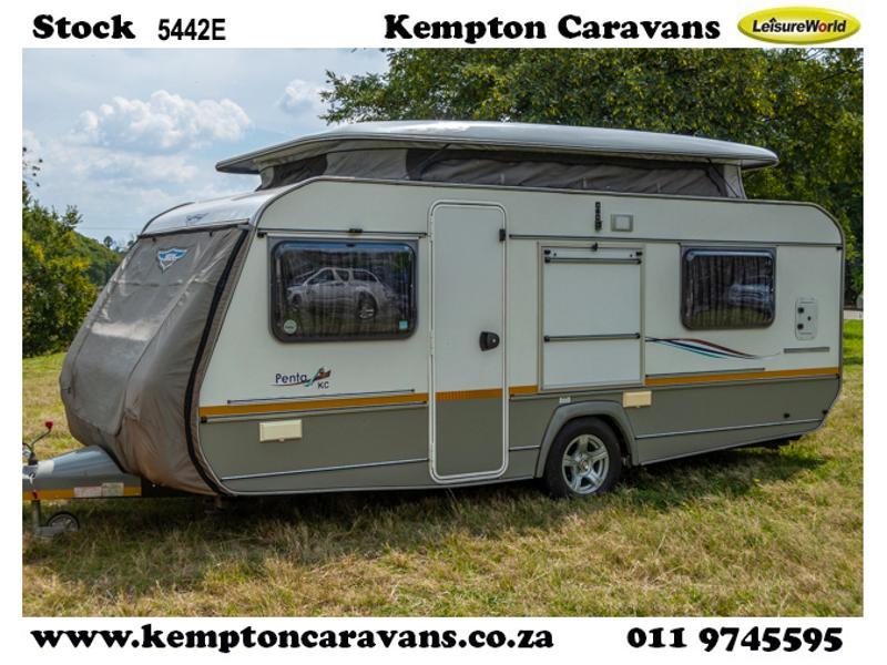 Caravan Jurgens Penta KC KC:5442E ID