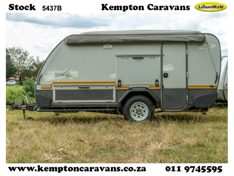 Caravan Sprite Tourer SP KC:5437B ID