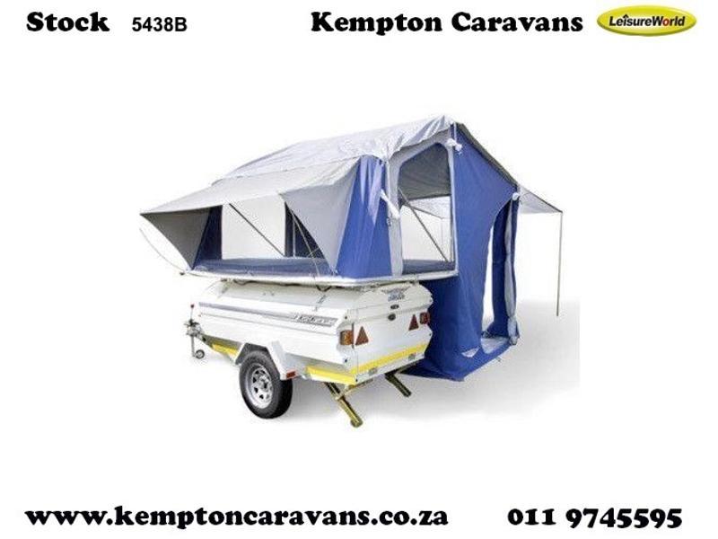 Trailer Jurgens Safari Camplite KC:5438B ID