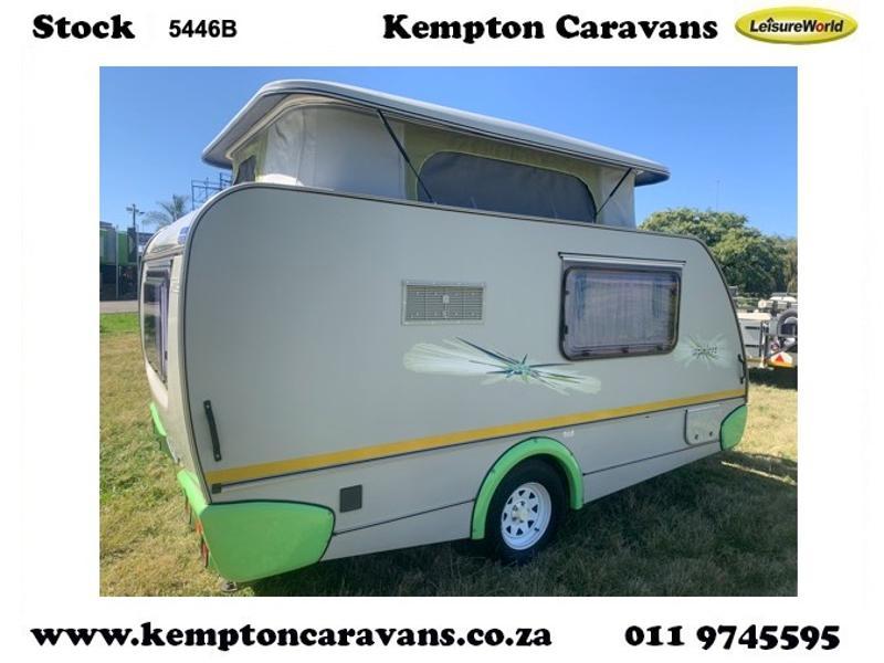 Caravan Sprite Sprint KC:5446B ID