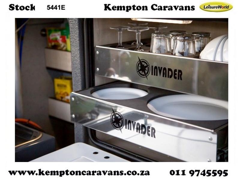 Caravan Invader Duo KC:5441E ID