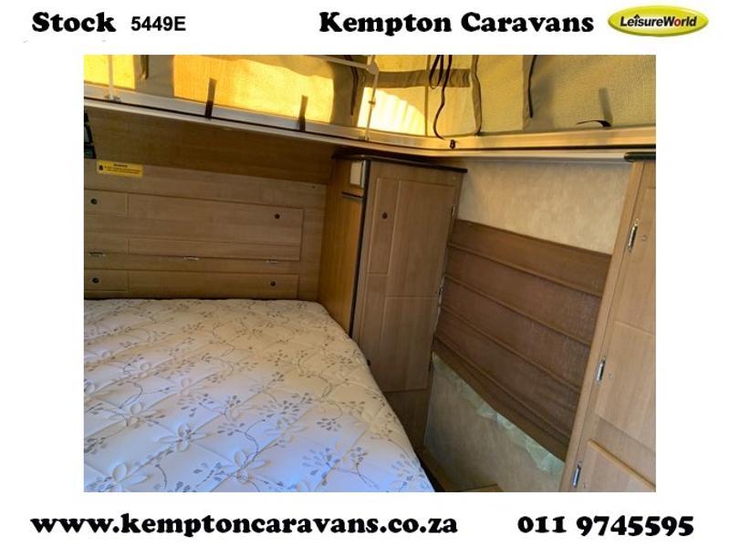 Caravan Jurgens Safari Xcell KC:5449E ID