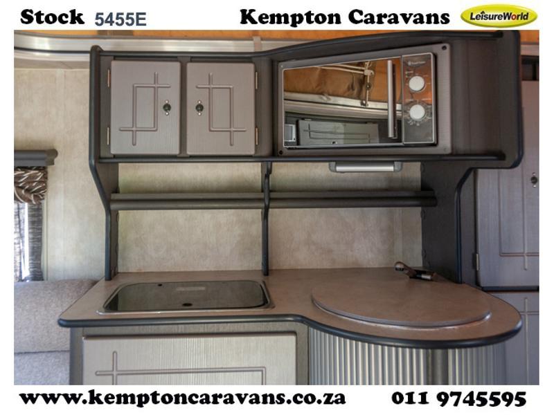 Caravan Jurgens Fleetline KC:5455E ID