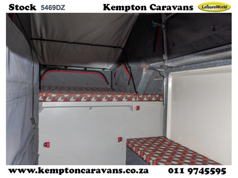 Caravan Echo Chobe Tec 1 KC:5469DZ ID