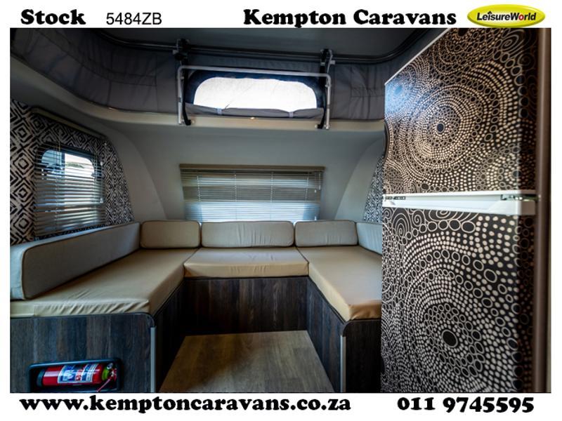 Caravan Stealth Bush Lodge 594 KC:5484ZB ID