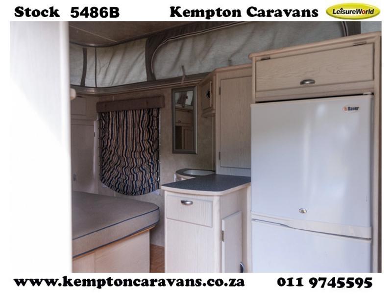 Caravan Sprite Swing KC:5486B ID