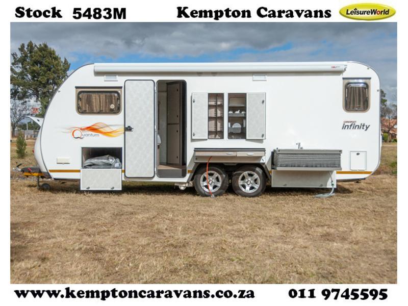 Caravan Quantum Pinnacle KC:5483M ID