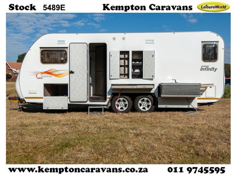 Caravan Quantum Grand Infinity KC:5489E ID