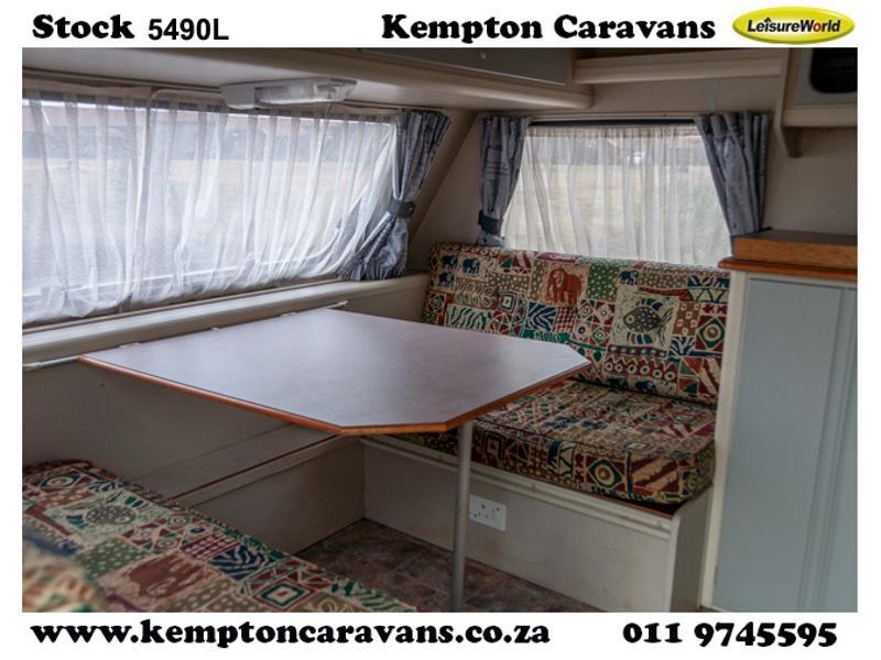 Caravan Jurgens Penta KC:5490L ID