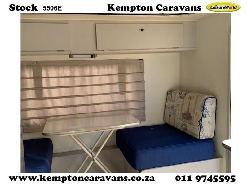 Caravan Sprite Sprint KC:5506E ID