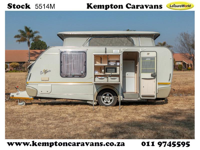 Caravan Sprite En Suite KC:5514M ID
