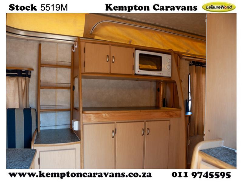 Caravan Gypsey Regal KC:5519M ID