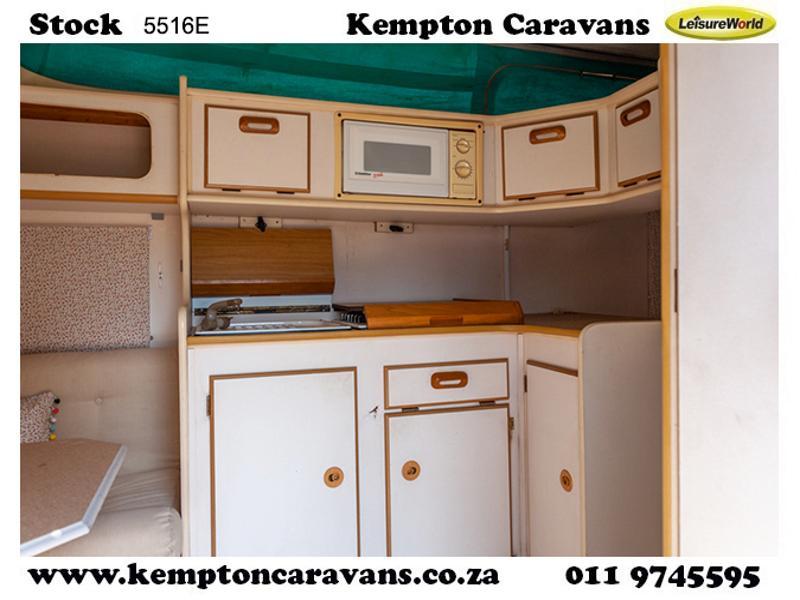 Caravan Gypsey Regal KC:5516E ID
