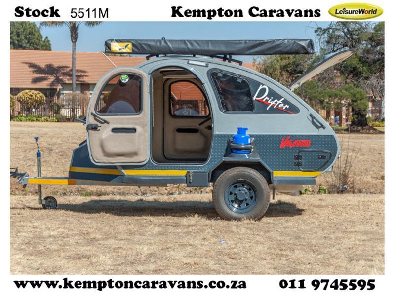 Caravan Vagabond Drifter KC:5511M ID