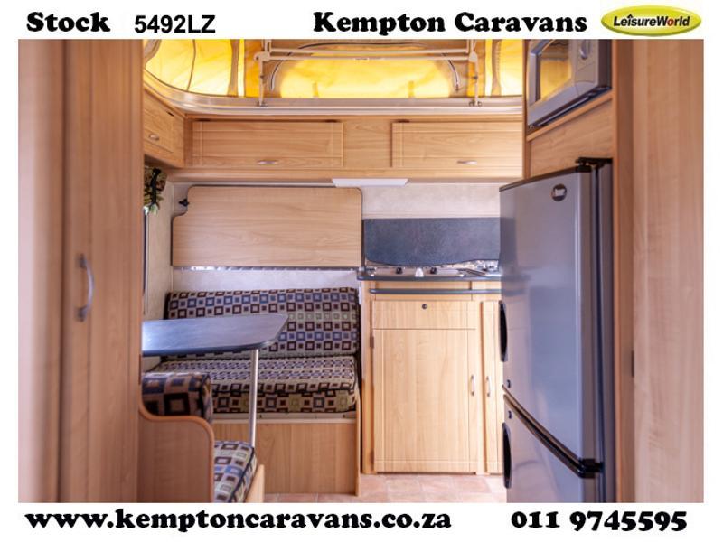 Caravan Gypsey Romany KC:5492LZ ID